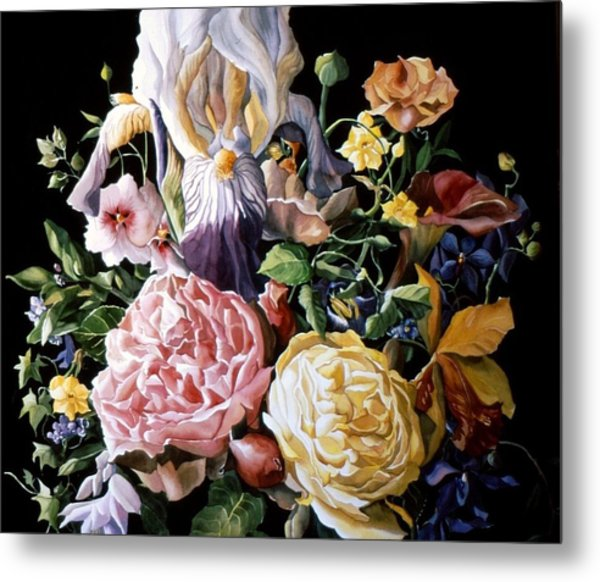 The Best Of Spring Metal Print by Alfred Ng
