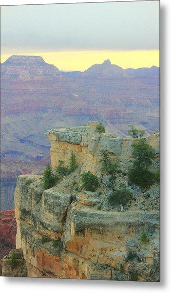 The Canyon Sunrise Metal Print by Douglas Miller