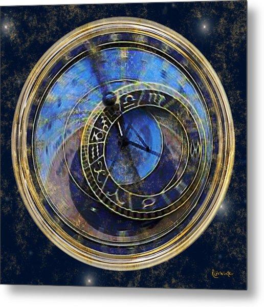 The Carousel Of Time Metal Print