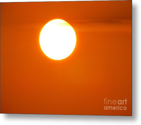 The Cause Metal Print
