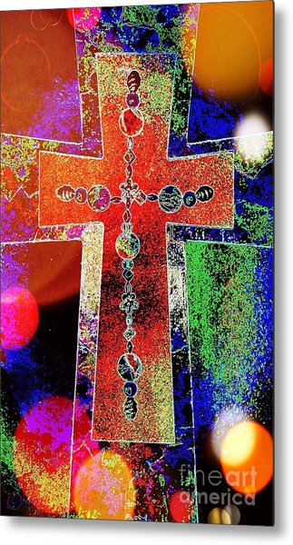 The Color Of Hope Metal Print