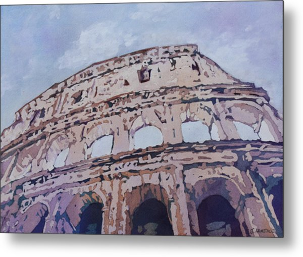 The Colossus  Metal Print