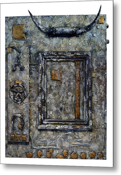 The Country Metal Print