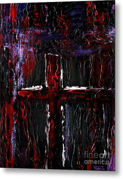 The Crossroads #1 Metal Print