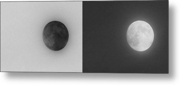 The Darkside Of The Moon Metal Print