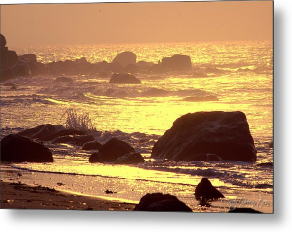 The Dawn Is Breaking  Metal Print