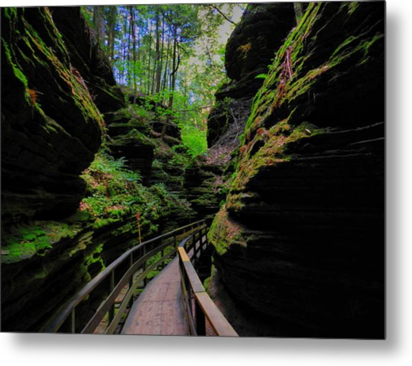 The Dells 044 Metal Print