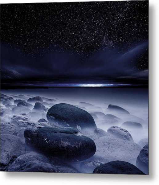 The Depths Of Forever Metal Print