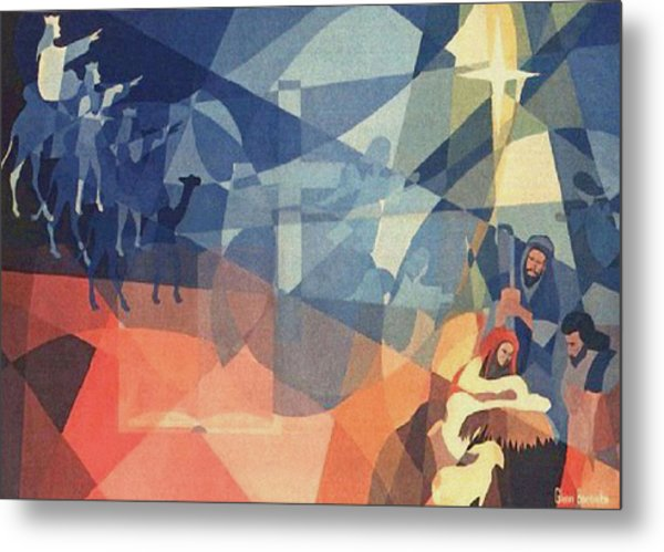 The Event 1965 Metal Print