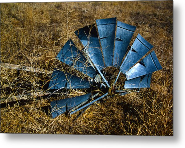 The Fallen - Hdr Metal Print