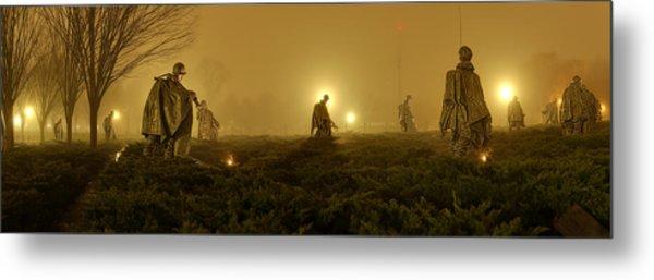 The Fog Of War #1 Metal Print
