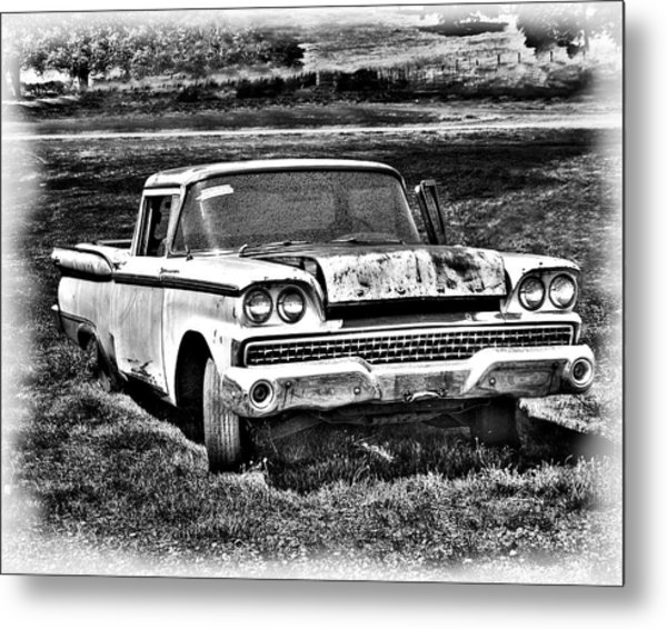 The Ford Ranchero Metal Print