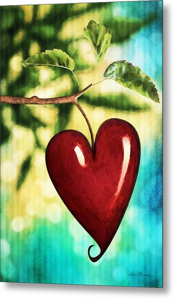 The Fruit Of The Spirit Metal Print