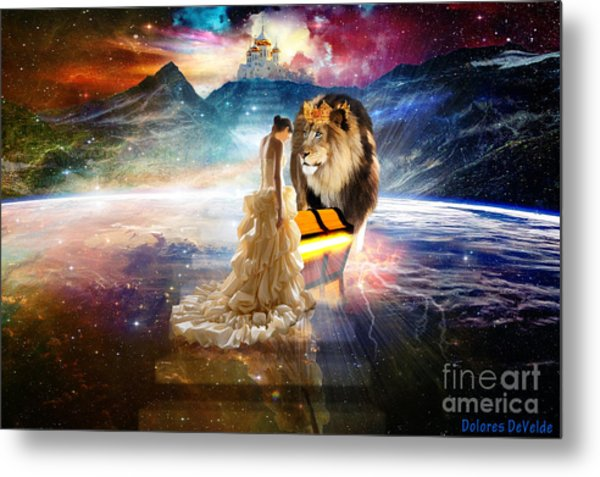 The Glory Season Metal Print