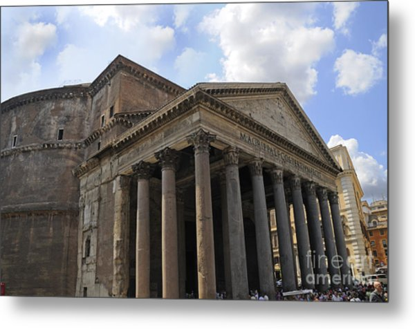 The Glory That Is Rome Metal Print