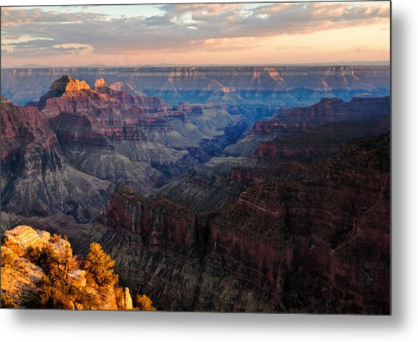 The Grand Canyon Metal Print by Alexis Birkill