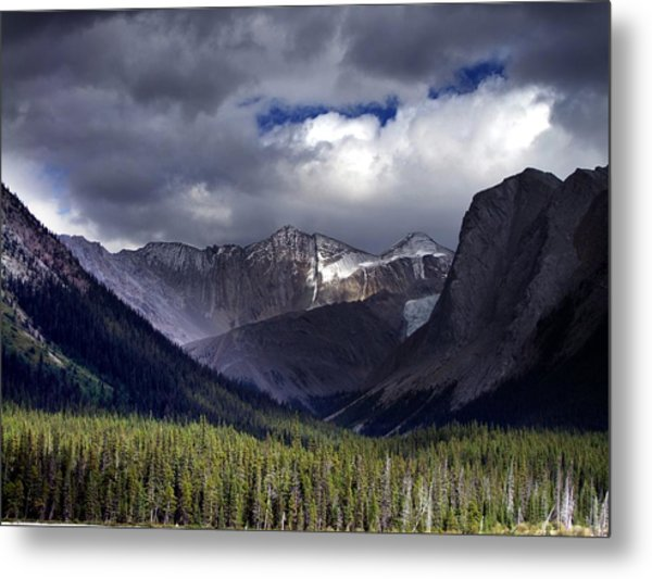 The Great Beyond Metal Print