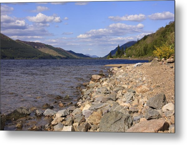 The Great Glen Metal Print