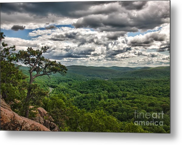 The Great Valley Metal Print
