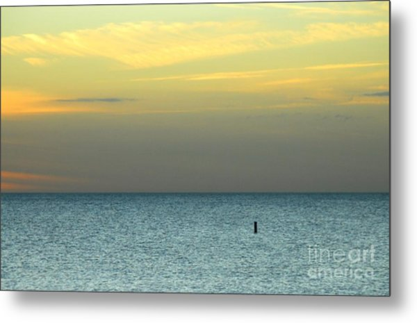 The Gulf Of Mexico Metal Print