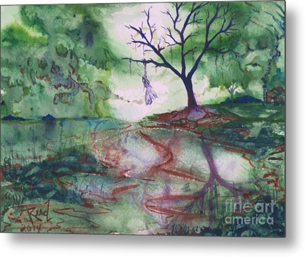 The Hanging Tree  Metal Print