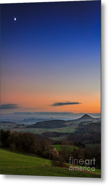 The Hegauview Metal Print