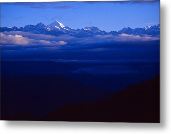 The Himalayas Metal Print