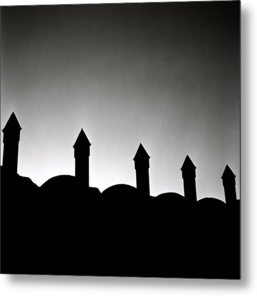 Timeless Inspiration Metal Print