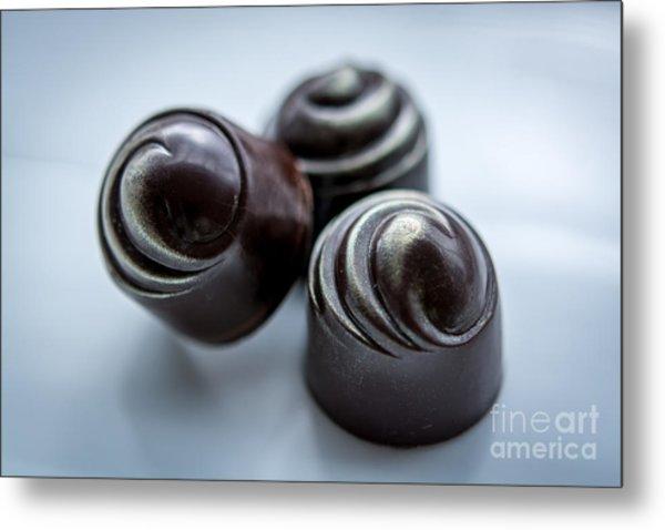 The Irish Chocolate - By Sabine Edrissi Metal Print