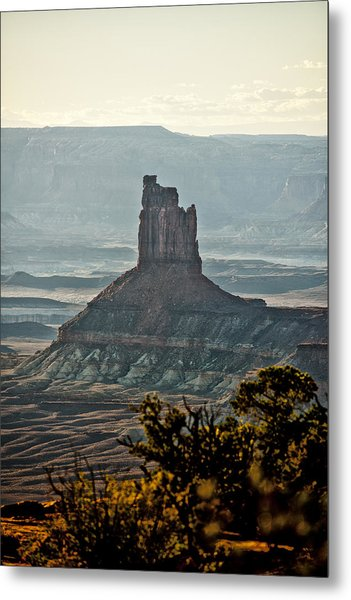 The King Of The Valley Metal Print by Juan Carlos Diaz Parra