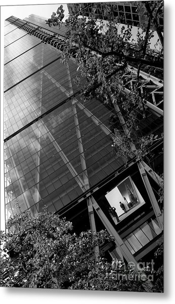 The Leadenhall Building Metal Print by Size X