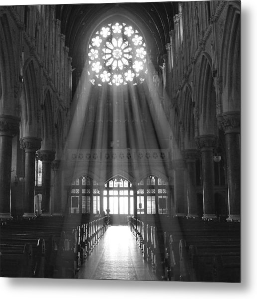 The Light - Ireland Metal Print