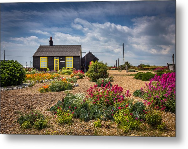 The Little House. Metal Print