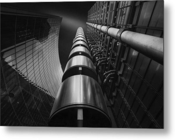 The Lloyds Experience Metal Print