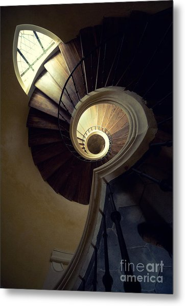 The Lost Tower Metal Print
