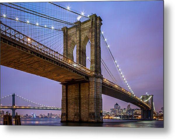 The Love Of Brooklyn  Metal Print