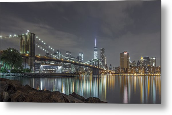 The Main Attraction  Metal Print