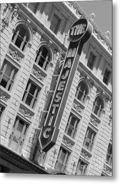 The Majestic Theater Dallas #3 Metal Print