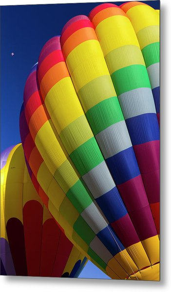 The Mass Ascension At The Albuquerque Metal Print