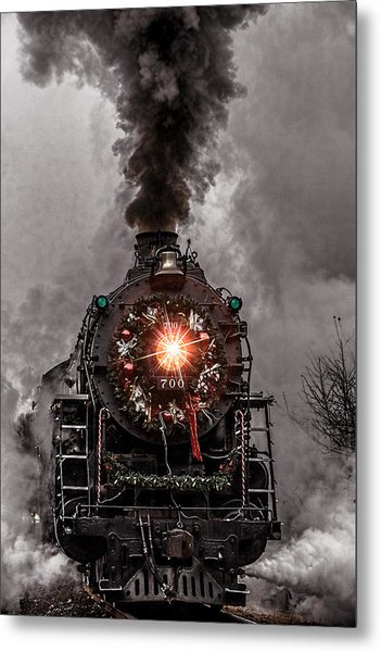 The Mighty 700 Metal Print