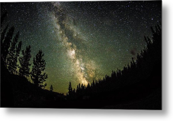 The Milky Way 001 Metal Print