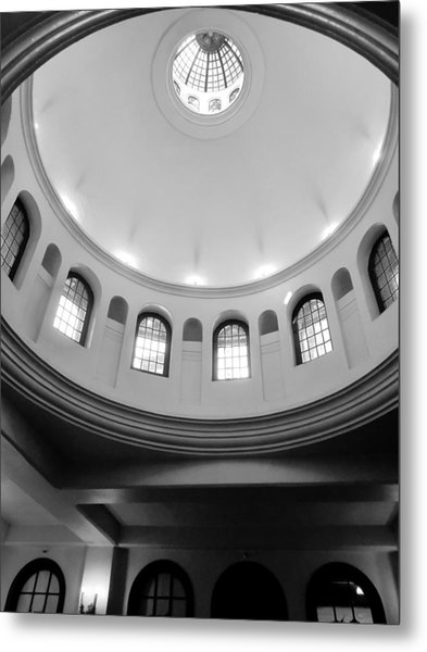 The Mission - Mike Hope Metal Print