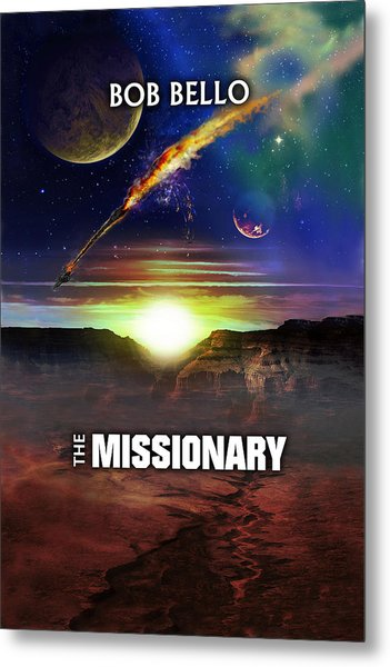 The Missionary Metal Print by Bob Bello