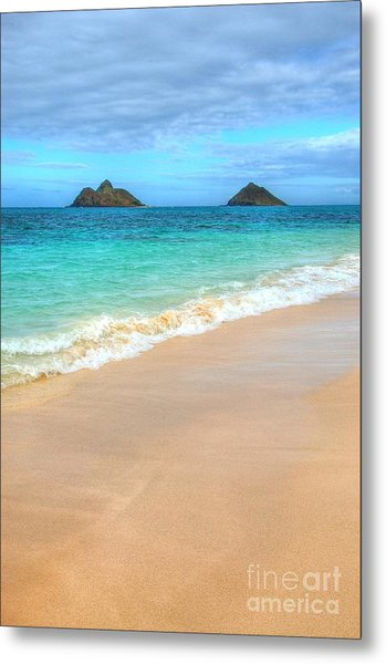 The Mokes Metal Print