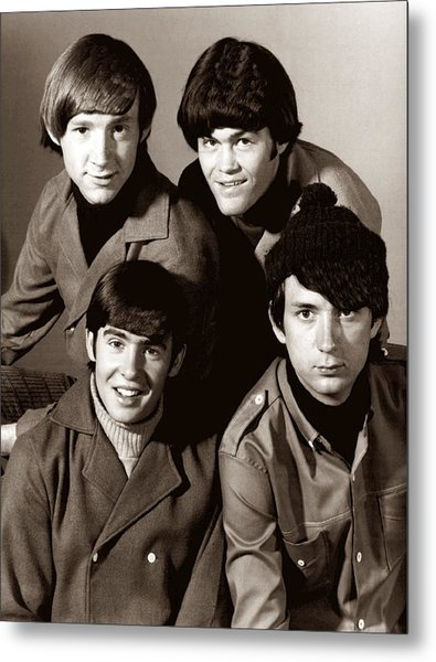 The Monkees 2 Metal Print