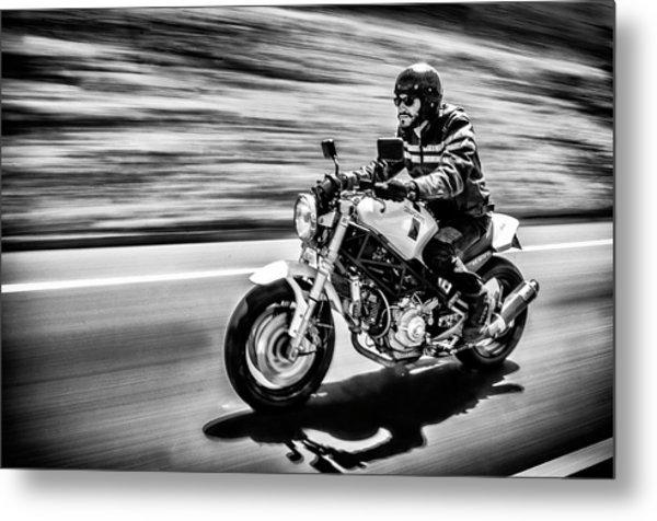 The Motorcycle Diaries Metal Print