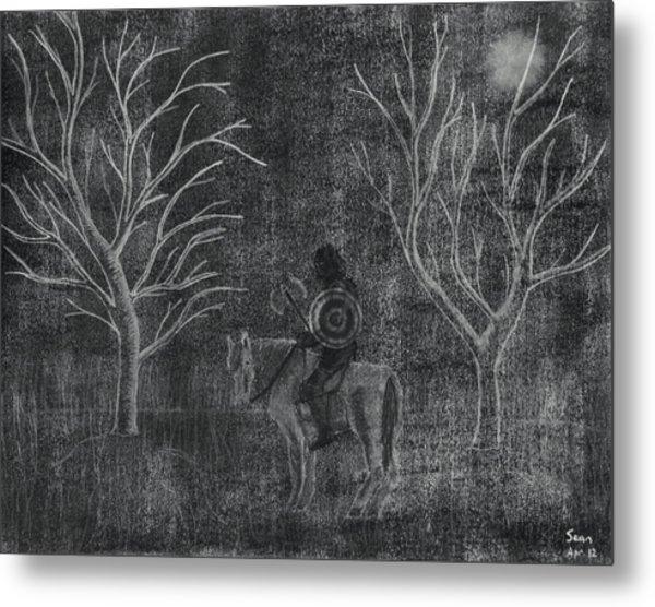 The Myrtles Metal Print by Sean Mitchell