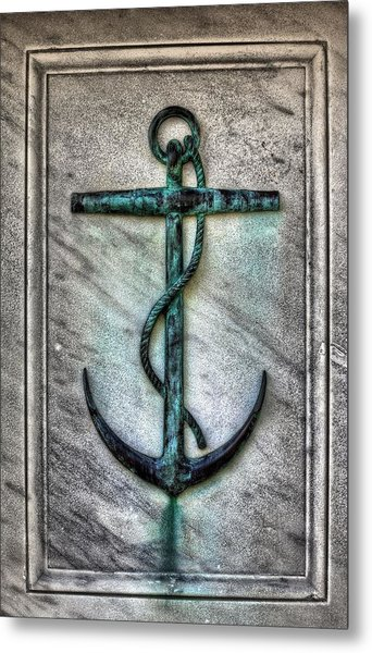 The Naval Academy  Metal Print