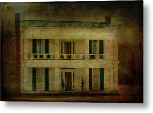 The Neil House Metal Print