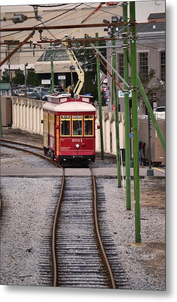 The New Orleans 2011 Metal Print